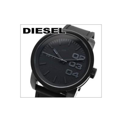 (5年保証) 時計 ディーゼル DIESEL メンズ腕時計 DZ1446 オールブラック Franchise Series (フランチャイズ・シリーズ) (3x27)