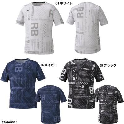 【ミズノ】グラフィックTシャツ Tシャツ 半袖/Tシャツ ミズノ/スポーツウェア/MIZUNO(32MA0018)