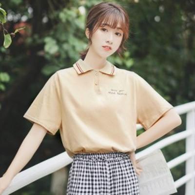 Tシャツ トップス レディース 半袖 シンプル Tシャツレディース
