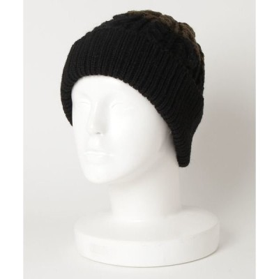 帽子 キャップ CLIPPER CASUALS (クリッパーカジュアル)ニットキャップ 2トーン