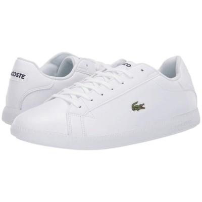 ラコステ Lacoste メンズ スニーカー シューズ・靴 Graduate BL 1 SMA White/White