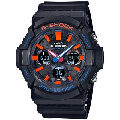 【国内正規品】カシオ CASIO 腕時計 GAW-100CT-1AJF G-SHOCK ジーショック City Camouflage シティ・カモフラージュ タフソーラー 電波 メンズ