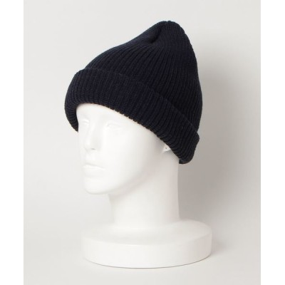 VARIOUS SHOP / リブニットキャップ WOMEN 帽子 > ニットキャップ/ビーニー
