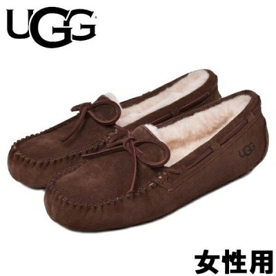 UGG アグ レディース モカシン カジュアル シューズ ダコタ UGG 01-12624913