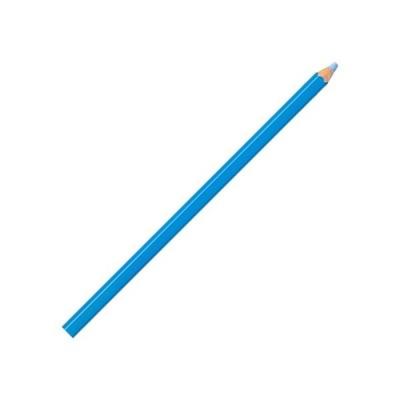 色鉛筆 ユニ ウォーターカラー 847 ライトブルー 【6本セット】 取寄品 三菱鉛筆 UWCN.847