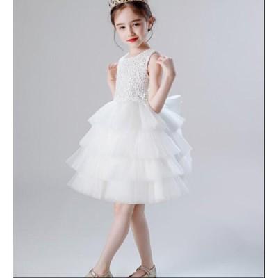 お誕生日 プリンセスドレス 結婚式 ピアノ 発表会 子供服ワンピース 入園 キッズドレス  旅行 お姫様 女の子 上品  ドレス 演奏会 韓国風 ワンピース プレゼント