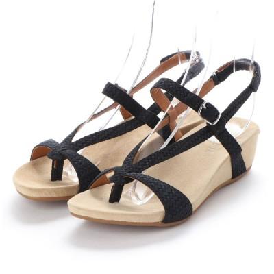 ヨーロッパコンフォートシューズ EU Comfort Shoes Benvado サンダル(28009) (ブラック)