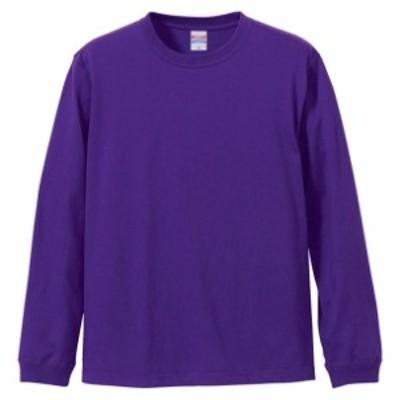 5.6オンス ロングスリーブTシャツ(1.6インチリブ)【UnitedAthle】ユナイテッドアスレカジュアルナガソデTシャツ(501101C-539)