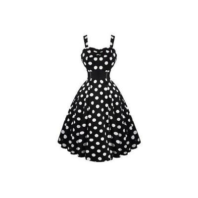 ハーツアンドローズロンドン ドレス ワンピース ハートs ローズs London ブラック ホワイト Polka Dot 50s ドレス ウイズ Bolero Shラグ UK