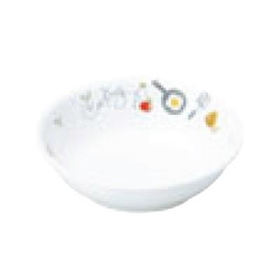リ・おぎそ 子ども食器シリーズ 皿 9.8cm 1009-1240 高さ27(mm)/業務用/新品