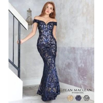 JEANMACLEAN ドレス ジャンマクレーン キャバドレス ナイトドレス ロングドレス jean maclean 全3色 9号 M 11号 L 91856 クラブ スナッ