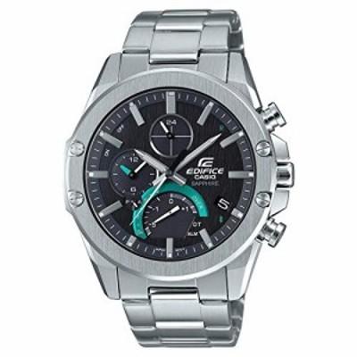 カシオ Casio Mens Edifice Connected Watch with Stainless Steel Strap Silver 219 Model EQB-1000D-1ACF逆輸入モデ