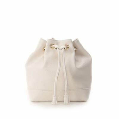 サマンサタバサ リュック 藤井夏恋ディレクションライン 3way Backpack/Shoulder bag 小 ホワイト Samantha Vega