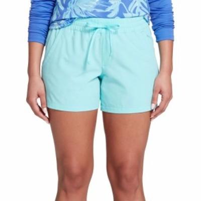フィールドアンドストリーム Field and Stream レディース ショートパンツ ボトムス・パンツ Water Shorts Blue Radiance