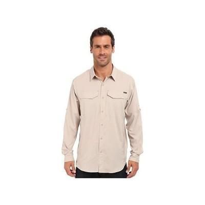 コロンビア Silver Ridge Lite Long Sleeve Shirt メンズ シャツ トップス Fossil