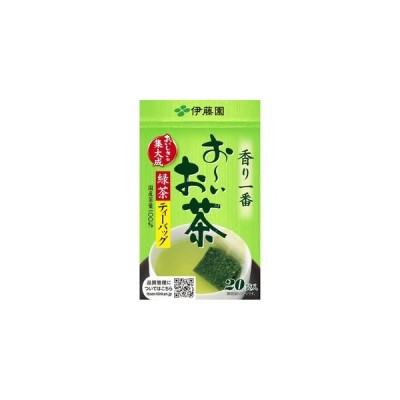 伊藤園 ティーバッグ おーいお茶 緑茶1.8g×22袋×10個