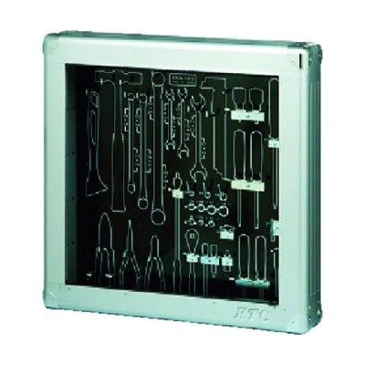 KTC 薄型収納メタルケース  EKS-103 383-7581
