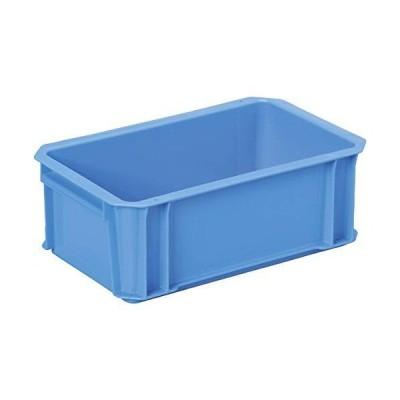DICプラスチック DA型コンテナDA-3 ボックス型 外寸:W264×D165×H95 青