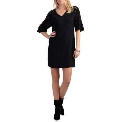 トリーナターク レディース ワンピース トップス Vintner Dress BLACK