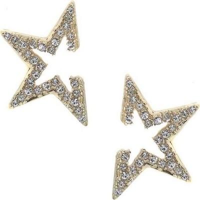 エティカ ETTIKA ユニセックス イヤリング・ピアス ジュエリー・アクセサリー Star Light Earrings Gold