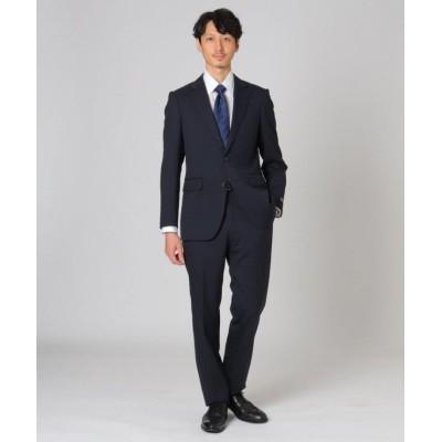 (TAKEO KIKUCHI/タケオキクチ)シャドーストライプスーツセット Material using CORDURA/メンズ ダークネイビー(394)