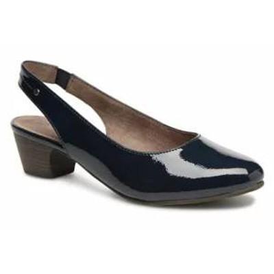 Jana shoes レディースシューズ Jana shoes High heels Orina Blue Navy