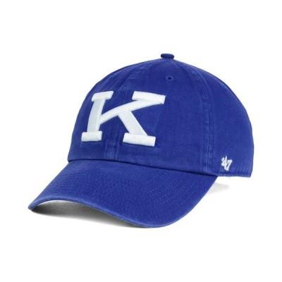 47ブランド メンズ 帽子 アクセサリー Kentucky Wildcats Clean-Up Cap