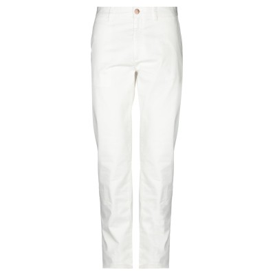 サンシックスティエイト SUN 68 パンツ ホワイト 32 コットン 97% / ポリウレタン 3% パンツ
