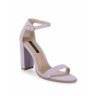 アバアンドアイデン レディース シューズ サンダル Leather Ankle-Strap Sandals