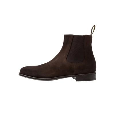 ドンカルズ ブーツ&レインブーツ メンズ シューズ AUGU - Classic ankle boots - testa di moro