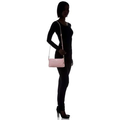 ペレ ソフトレザーウォレットポシェットVivir 牛革 レディースバッグ 軽量 レザーバッグ ピンク ベージュ ショルダーバッグ 財布 財布