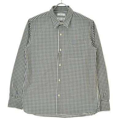 SHIPS / シップス オーガニック RENU チェック レギュラーシャツ 長袖シャツ