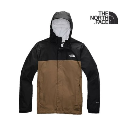 USA企画 THE NORTH FACE ザ ノースフェイス ベンチャー 2 ジャケット VENTURE 2 JACKET YW2 UTILITY BROWN/TNF BLACK