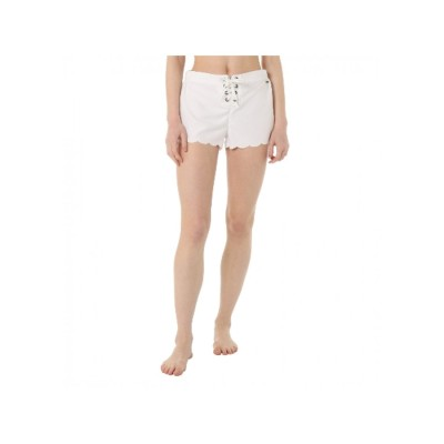 TROPICAL ABABA SHORT (WHT)