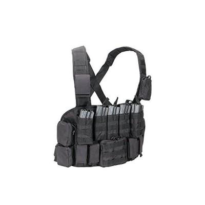 Voodoo Tactical 20-9931 タクティカル MOLLE チェストリグ ブラック