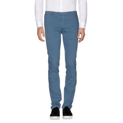 イレブンティ ELEVENTY パンツ ブルーグレー 30 コットン 97% / ポリウレタン 3% パンツ