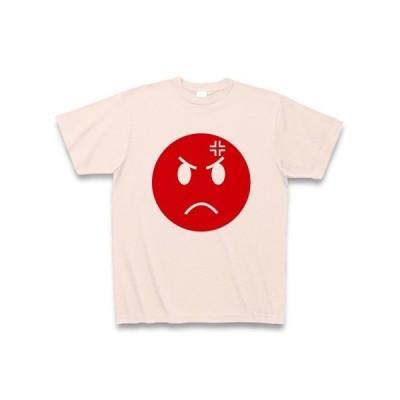 怒れよニッポン Tシャツ(ライトピンク)