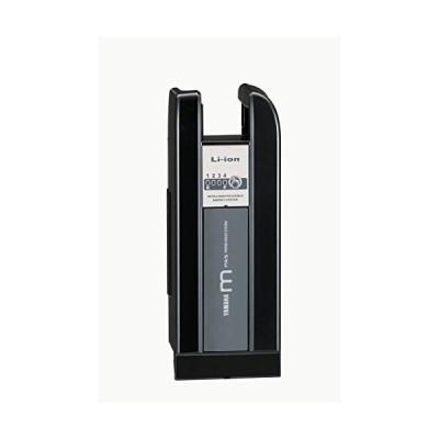 ヤマハ純正品 11?12年モデル対応 リチウムMバッテリー 6.6Ah X82-C1 ブラック ヤマハPAS専用90793-25124