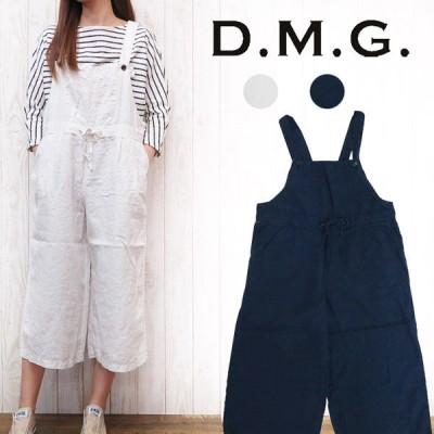 ドミンゴ D.M.G. DOMINGO フィッシャーマンサロペット MADE IN JAPAN 13-936l