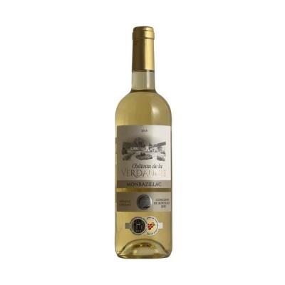 シャトー ド ラ ヴェルドージ【ヴィンテージは順次変わります】白ワイン 金賞 白 フランス  モンバジャック (3340831181163)