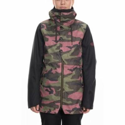 シックス エイト シックス 686 レディース スキー・スノーボード シェルジャケット ジャケット アウター cascade shell snowboard jacket