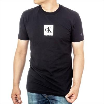 カルバンクライン Calvin Klein J30J314755BAE Tシャツ ティーシャツ 半袖 クルーネック メンズ