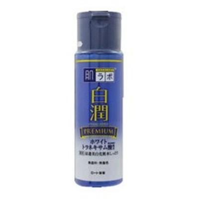 ロート製薬 ROHTO 肌ラボ 白潤プレミアム 薬用浸透美白化粧水 しっとり 170ml 化粧品 コスメ