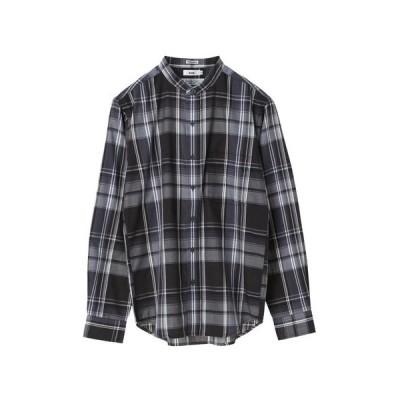 【 送料無料 】コエ スタンダードオックスバンドカラーシャツ メンズ 秋冬 秋 2020