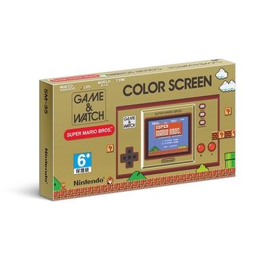 [滿件出貨]任天堂 Game & Watch: 超級瑪利歐兄弟 攜帶型遊戲機