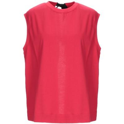 マルニ MARNI T シャツ レッド 44 コットン 99% / ポリウレタン 1% T シャツ