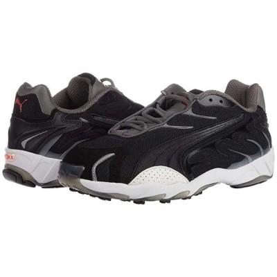 プーマ Inhale Flares メンズ スニーカー 靴 シューズ Puma Black/Puma White