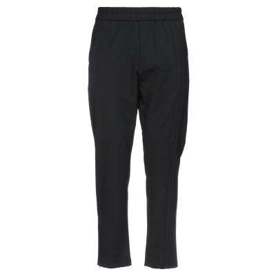 I'M BRIAN パンツ ブラック S ポリエステル 53% / ウール 43% / ポリウレタン 4% パンツ