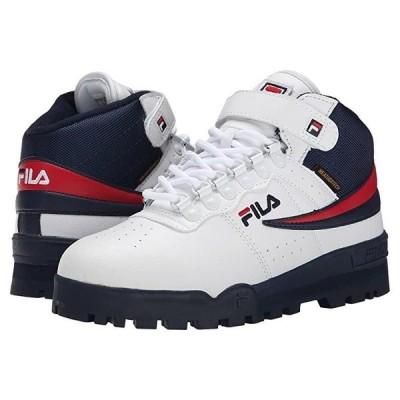 フィラ F-13 Weather Tech メンズ スニーカー 靴 シューズ White/Fila Navy/Fila Red