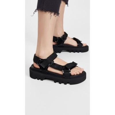 ラスト LAST レディース サンダル・ミュール シューズ・靴 Candy Sandals Black